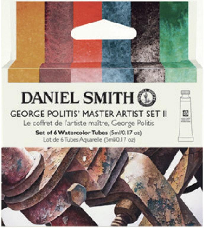GEORGE POLITIS' MASTER ARTIST SET2 1
