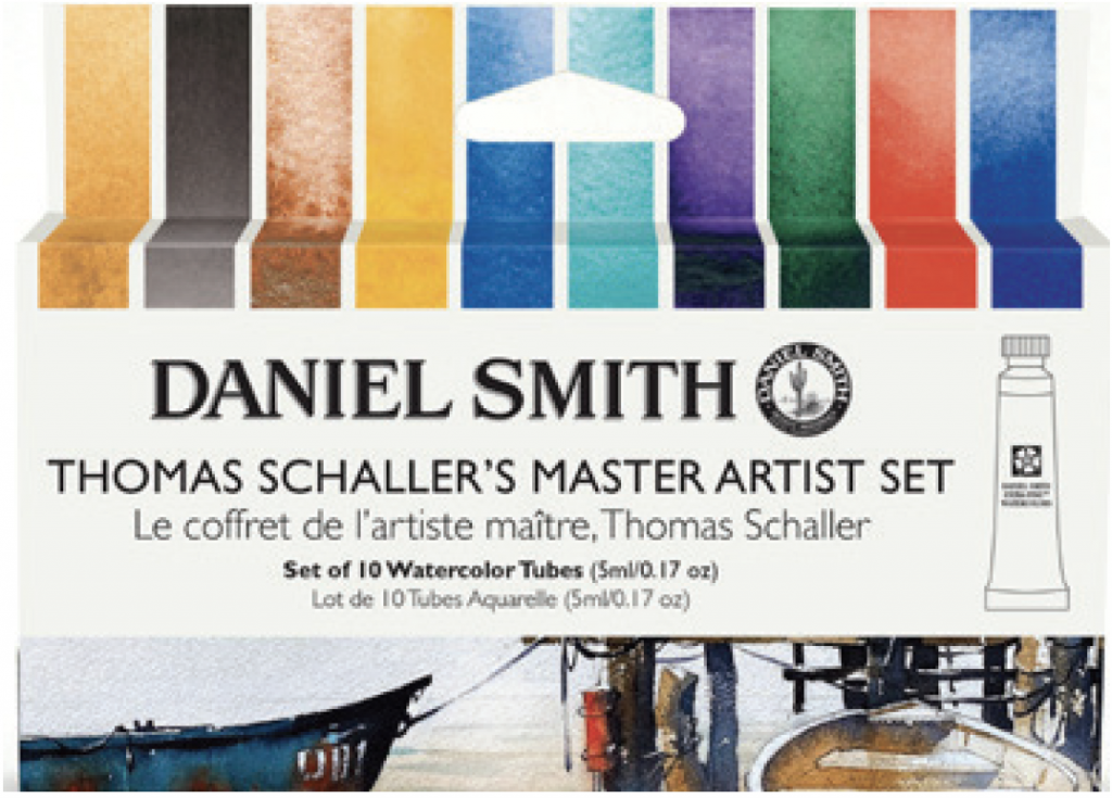 THOMAS SCHALLER'S MASTER ARTIST SET