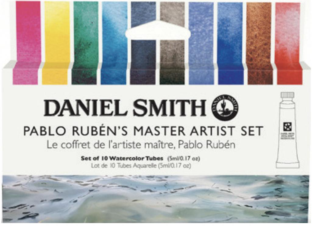 PABLP RUBEN'A MASTER ARTIST SET