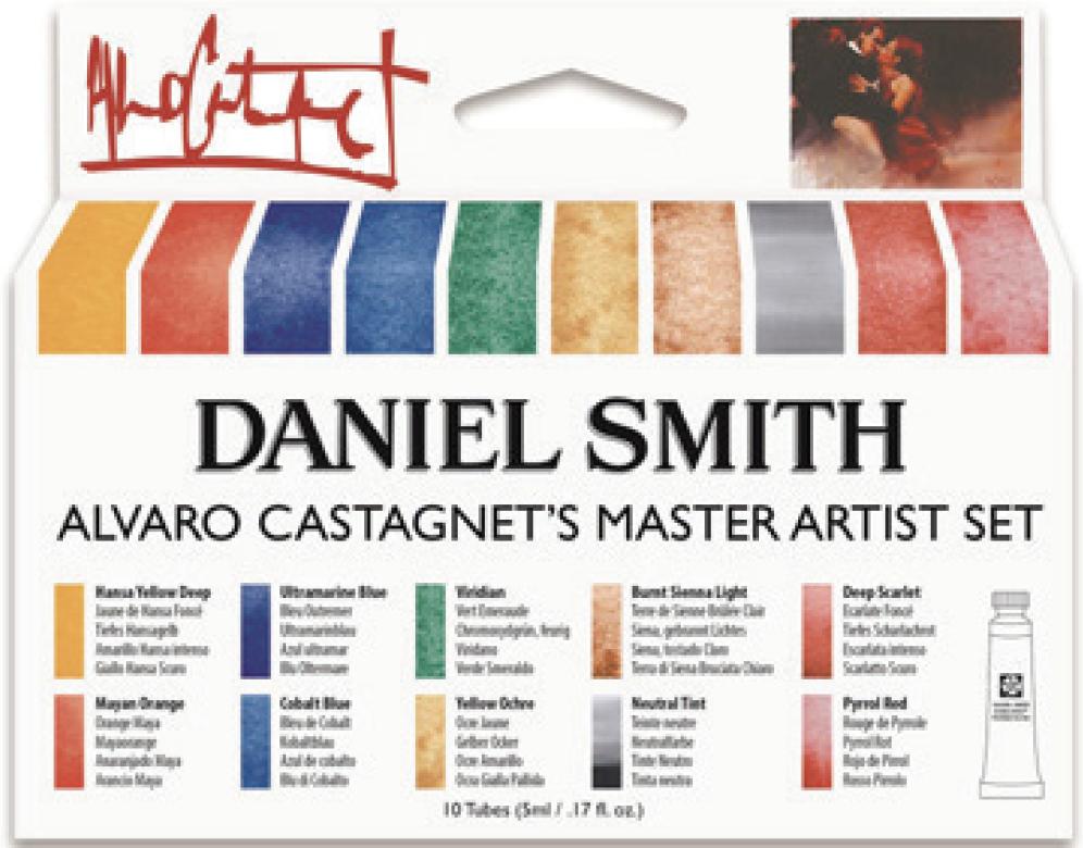 ALVARO CASTAGNET'S MASTER ARTIST SET