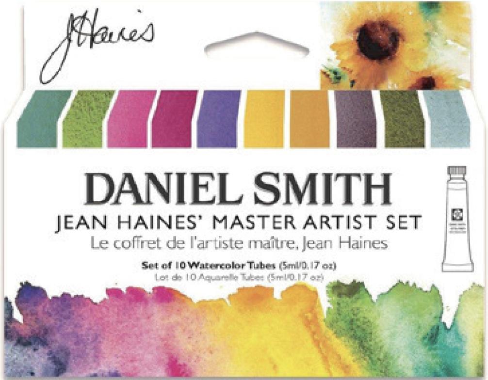 JEAN HAINES' MASTER ARTIST SET