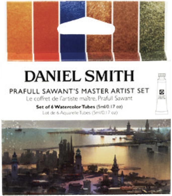 PRAFULL SAWANT'S MASTER ARTIST SET